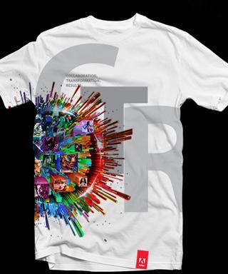 AdobeTShirt