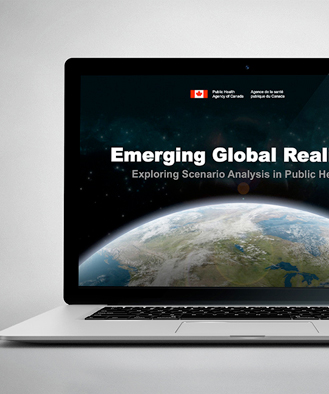 Public Health Agency of Canada, Ottawa,  Public Sector, Adobe, HintonX, Design, Experience, Infographic, Digital Government, Mobile, Responsive,